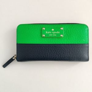 Kate Spade Grove court Lacey wallet